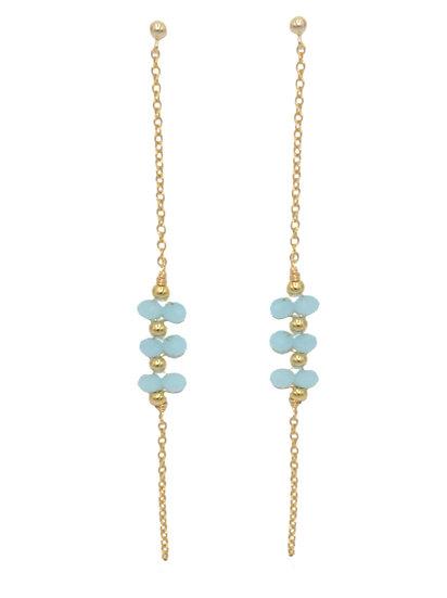 Boucles d'oreilles  Niza (Gold filled)