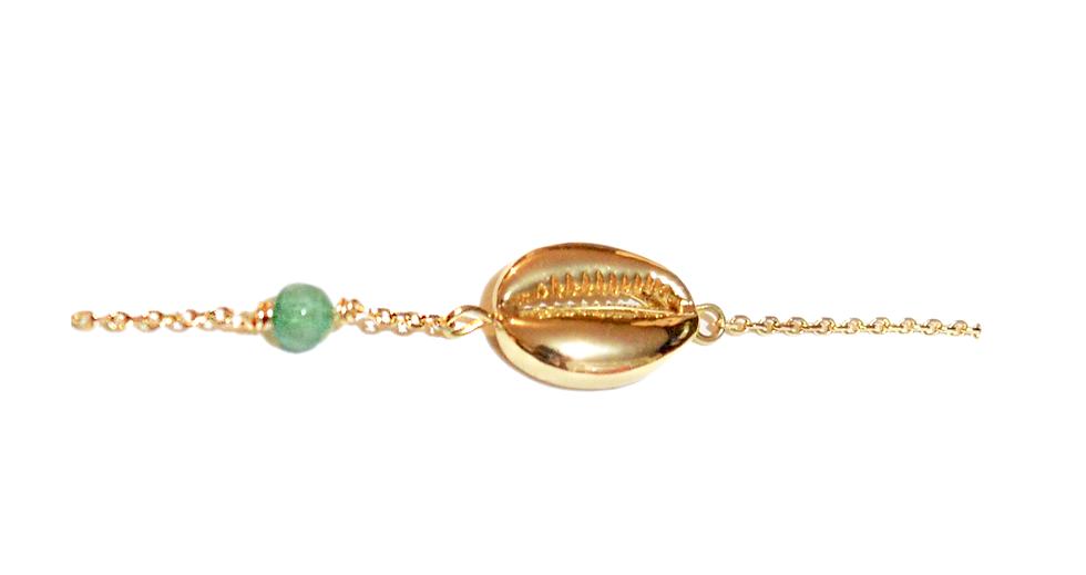 Bracelet Noêlas (plaqué or)