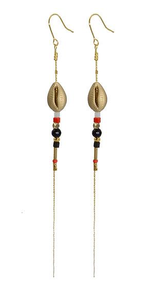 Boucles  d'oreilles Nejma