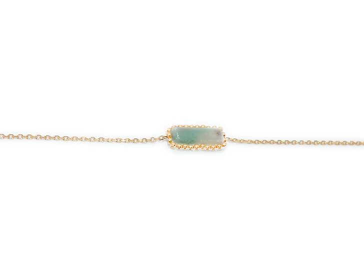 Bracelet Najette-Amazonite