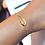 Thumbnail: Bracelet Noêlas (plaqué or)