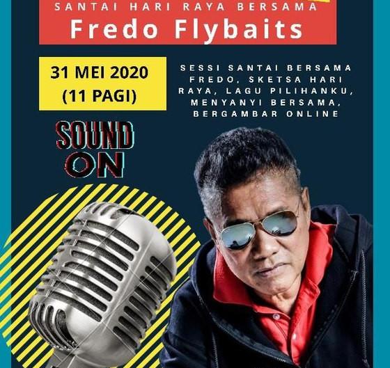 Santai Hari Raya Bersama Fredo Flybaits