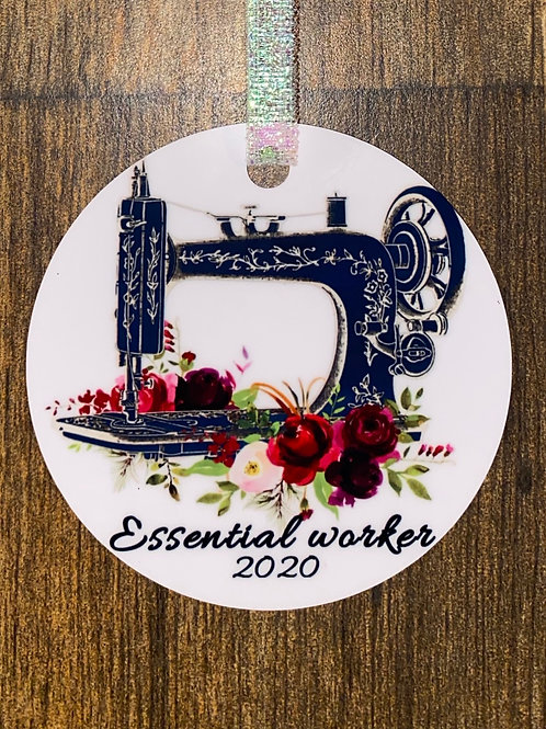 Ornament-essential worker