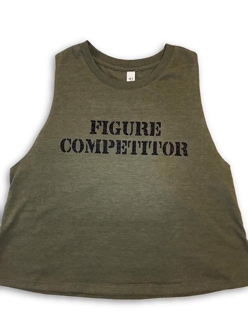 Figure Competitor-Olive/black