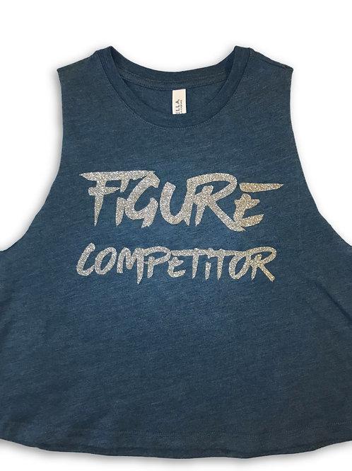 Figure Competitor-blue/silver