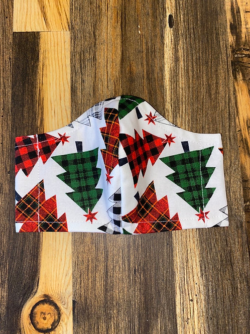 Christmas 🎄 collection cotton 3-layer mask