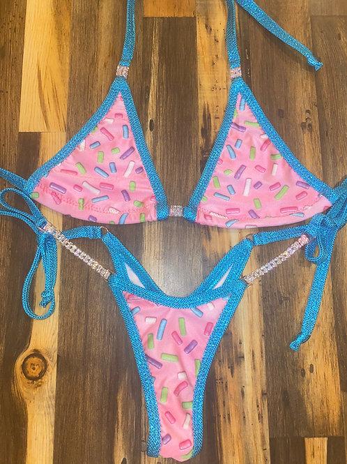 Sprinkles posing bikini