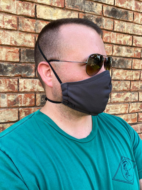 MEN's charcoal 3-layer mask