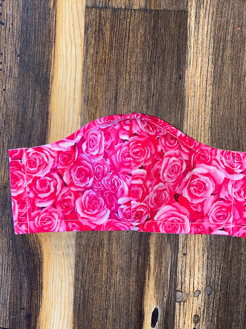 Roses WOMEN's 3-layer mask