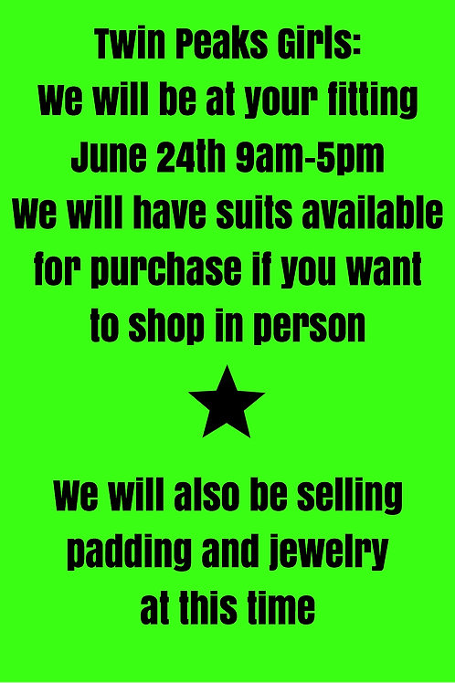 Trunk Show June 24th 9-5