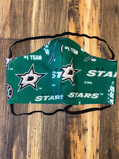 WOMEN's Stars 3-layer mask