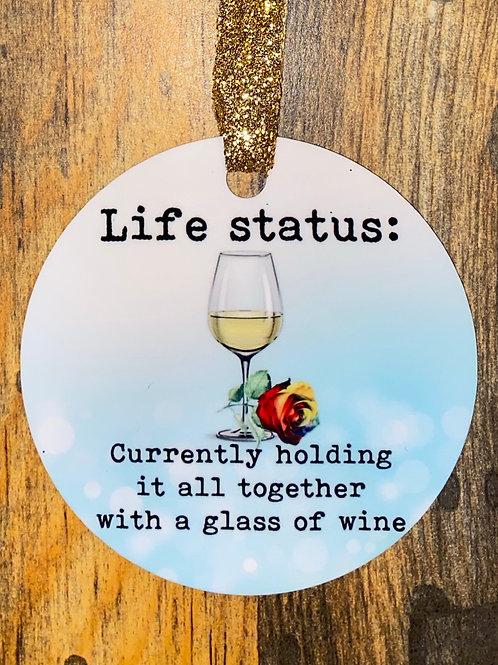 Ornament-life status