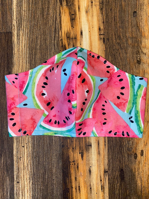 Watermelon 🍉 WOMEN's 3-layer mask
