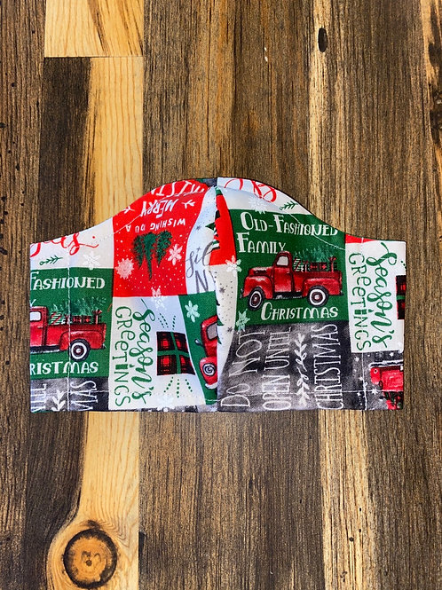 Christmas 🎄 collection cotton 3-layer mask