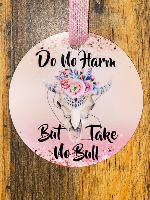 Ornament-No Bull