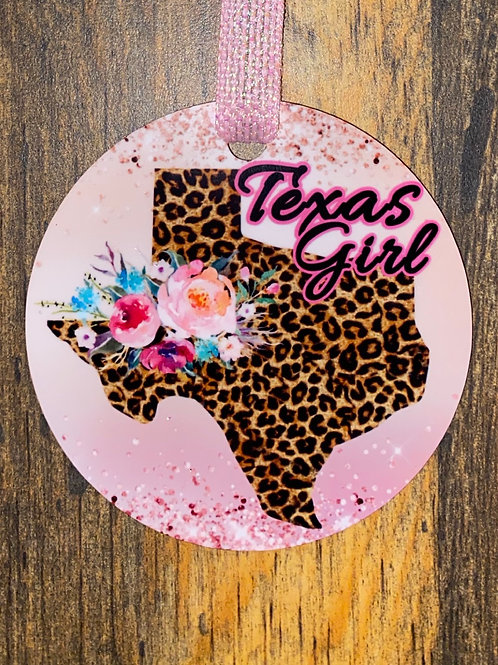 Ornament-Texas Girl