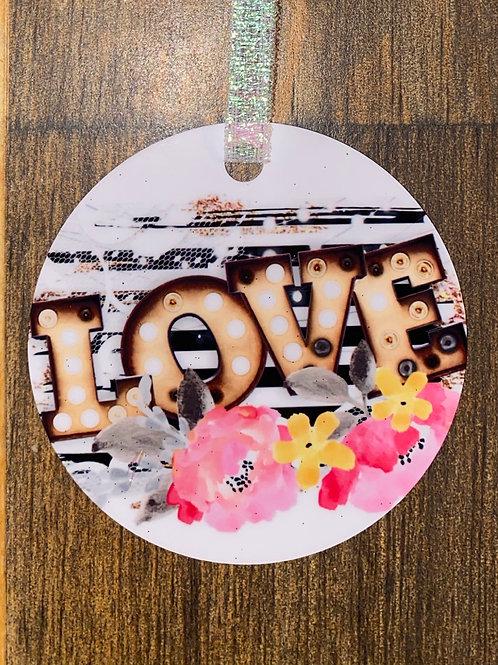 Ornament-love