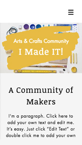 Arts & Crafts Forum