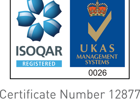 PULSE DESIGN ACHIEVE ISO 9001:2008 QUALITY ACCREDITATION