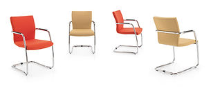 TWIST CANTILEVER BOARDROOM CHAIRS