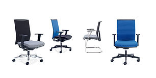 Chic and comfortable task chair