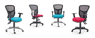 Superior value mesh back operator chair