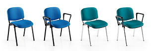 AFFORDABLE AND EFFECTIVE MEETING OR WAITING ROOM CHAIRS