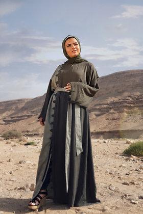 Bedouin Dress - Olive