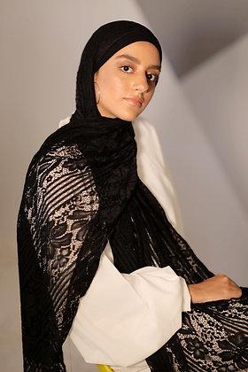 Black Lace - Black Bandana