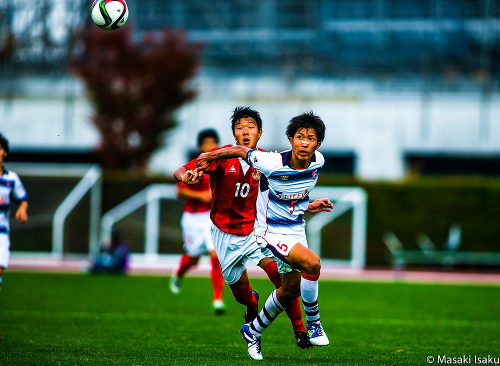 森晃太と柳貴博