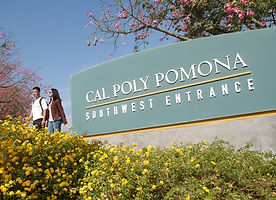 CPP Southwest Entrance | cpp.edu