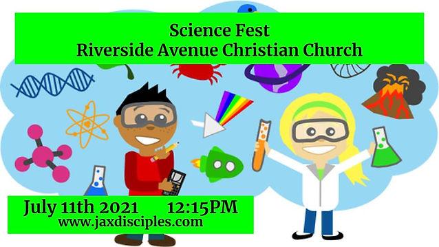 Science Fest Riverside Avenue Christian