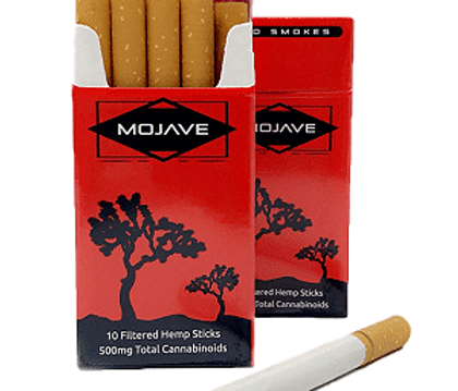 Mojave Hemp Sticks