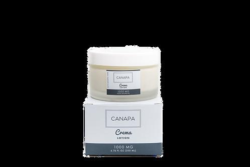 Canapa Cream 1000mg