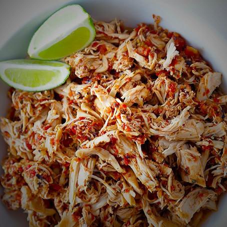 Crock Pot Mexican Chicken