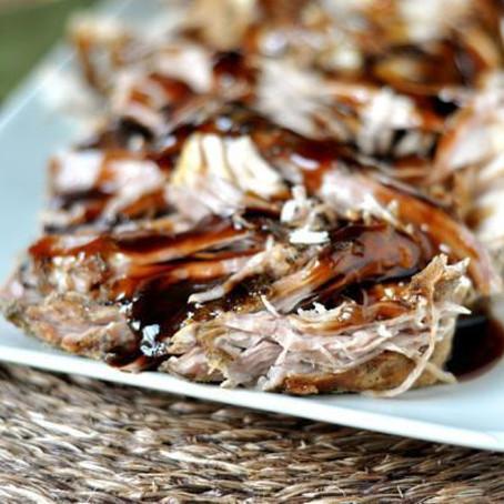 Crock Pot Balsamic Pork