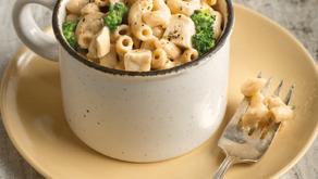 Mac & Cheese with broccoli