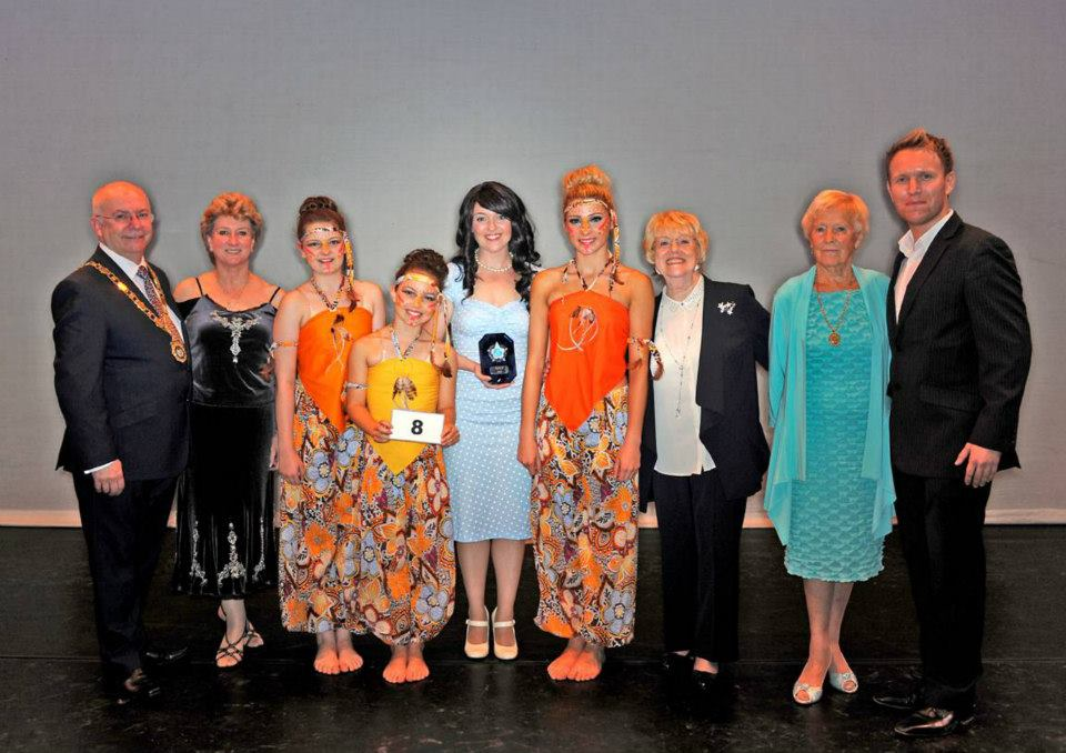 2012 Winner - Lucinda Raine