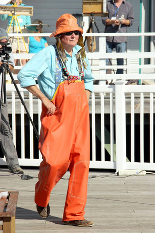 Boothbay Harbor Fest Fishin' For Fashion