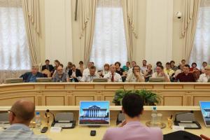 Журналистский форум «Сибирь — территория надежд» в Тюменской области.