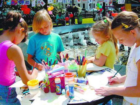 Конкурс детского творчества «Мой Любимый край».