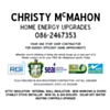 Christy McMahon Home Energy Upgrades