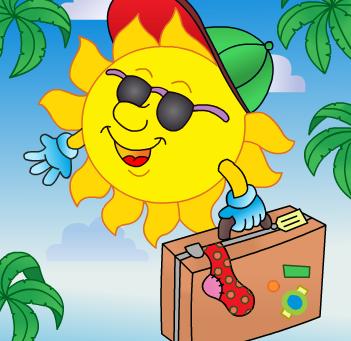 Солнечный марафон!