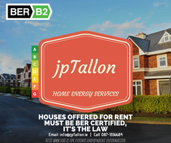 HOUSES OFFERED FOR RENT MUST BE BER CERTIFIED, IT'S THE LAW.