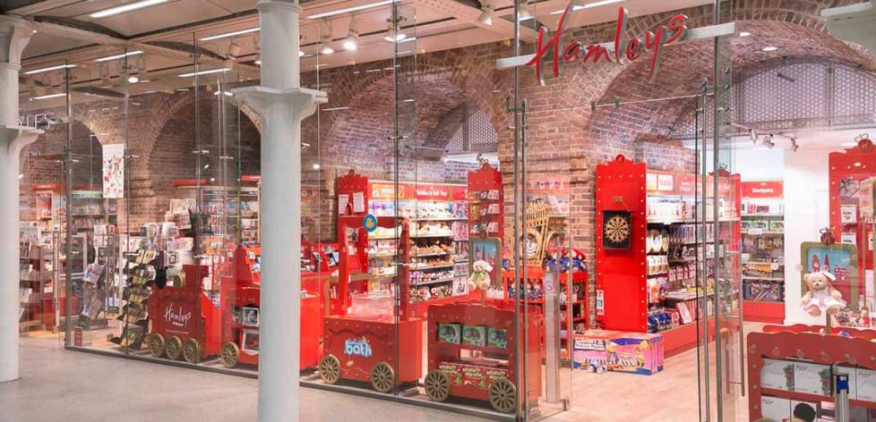 Hamleys St-Pancras