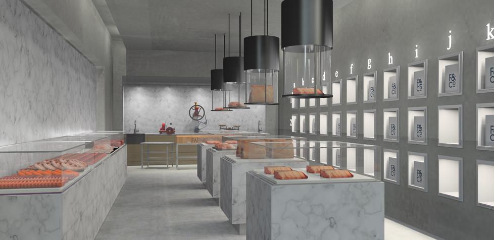 Butcher Shop Concept