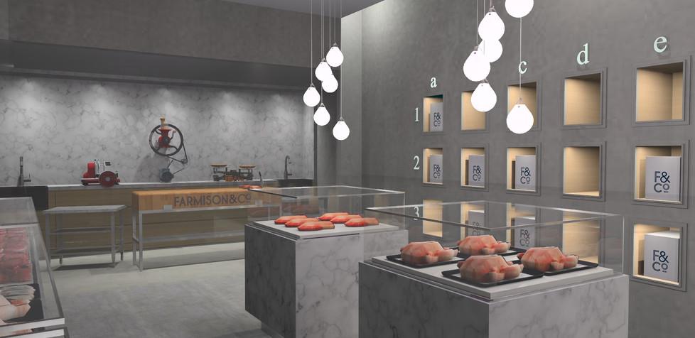 Butchers Shop Concept
