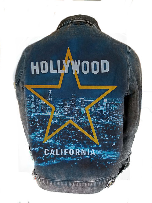 Hollywood Black Denim