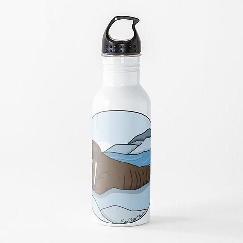 Water Bottle - Walrus