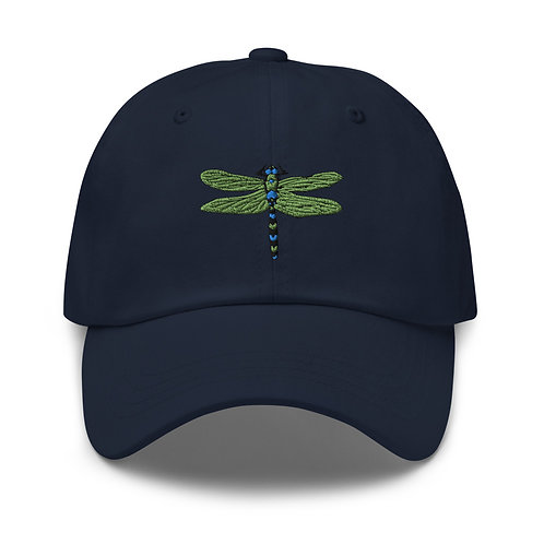 Dad Hat - Dotted Dragonfly